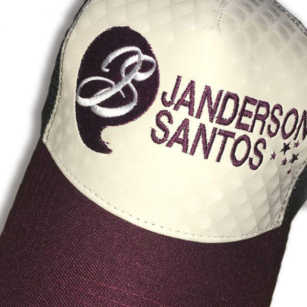 Boné Janderson Santos palestrante motivacional e vendas