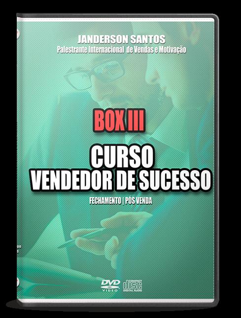 DVD_Cover_PSD_BOXIII CURSO VENDAS