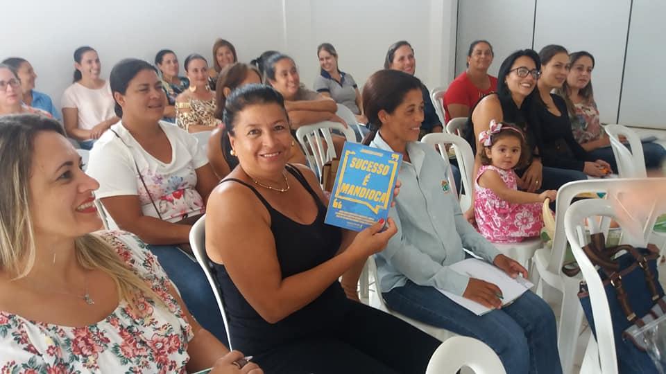palestra com janderson santos em vianopolis para mulheres