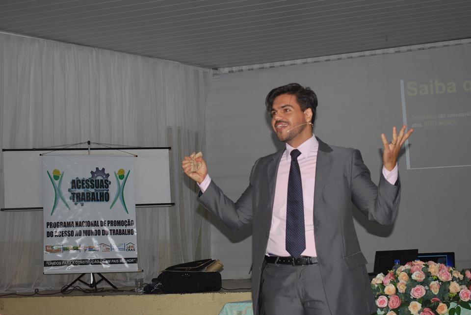 palestra mágica com janderson santos sucesso vendas e motivação