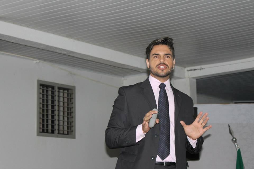 Palestrante Motivacional Motivação Vendas Janderson Santos