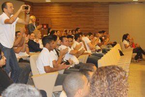 palestra em brasilia com janderson santos