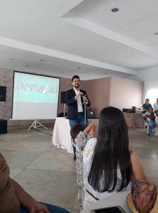 palestra motivacional para secretárias da unimed em comemoração ao dia da secretária