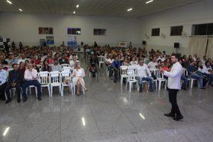 palestra com janderson santos em neropolis