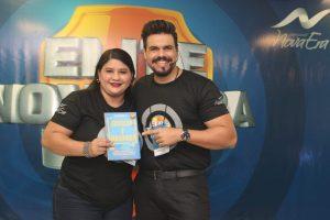 palestrante de vendas em Manaus com livro Sucesso é Mandioca