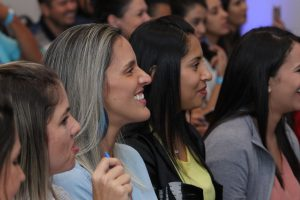 melhor palestrante do brasil participantes do treinamento expert