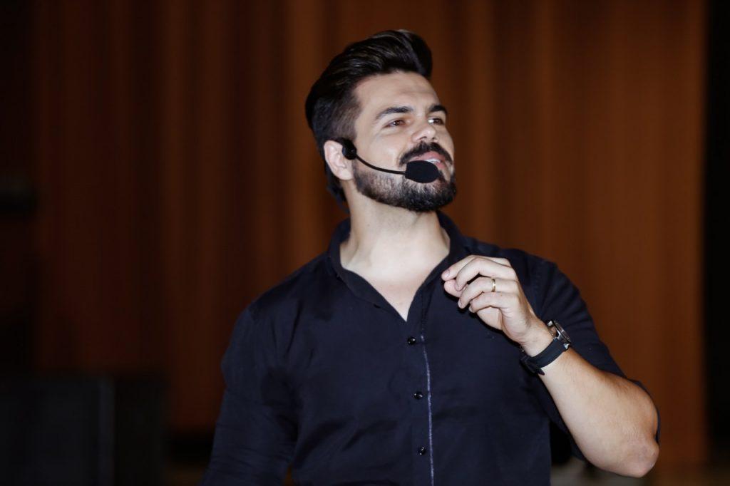 um dos maiores palestrantes do Brasil melhores de vendas