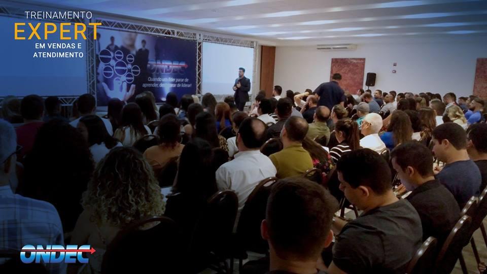 melhores palestrante do brasil em vendas e motivação janderson santos fortaleza