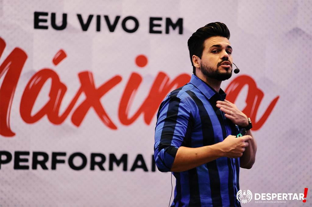 melhor palestrante do brasil janderson santos no treinamento despertar